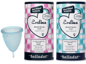 Evelina menstrual cup