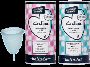 Evelina menstrual cup
