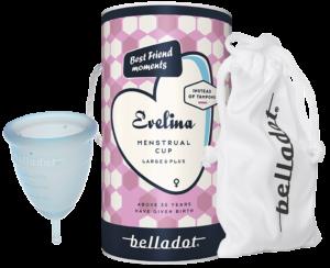 Belladot Evelina menskopp