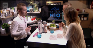 Belladot i finsk tv2