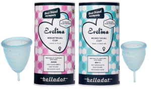 Belladot Evelina menstrual cup