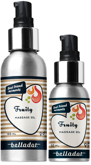 Fruity Massage Olie