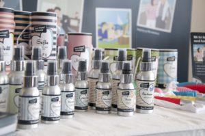 Belladot produkter på mässa FSUM